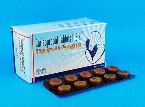 buy Soma (Carisoprodol) online
