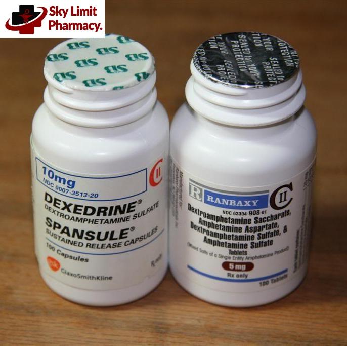 Buy Dexedrine Spansule 15 mg Online